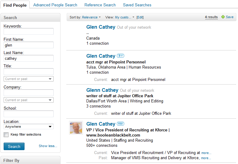 LinkedIn_Glen_Cathey_Relevance