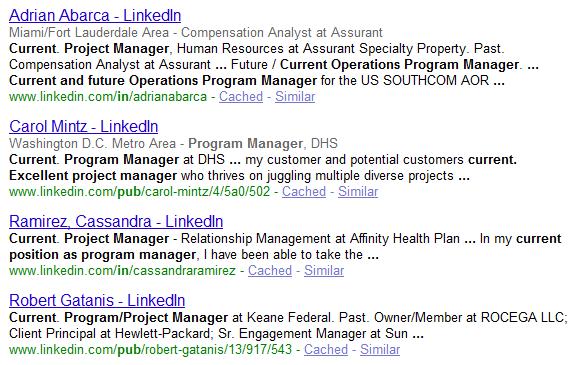 LinkedIn_X_Ray_Search_using_Googles_Asterisk_Wildcard
