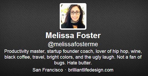 Interesting Twitter Bio